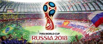 تصویر + رونمایی از گرانترین توپ جام جهانی ۲۰۱۸ روسیه