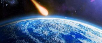 انفجار یک شهاب سنگ در مقر هوایی آمریکا